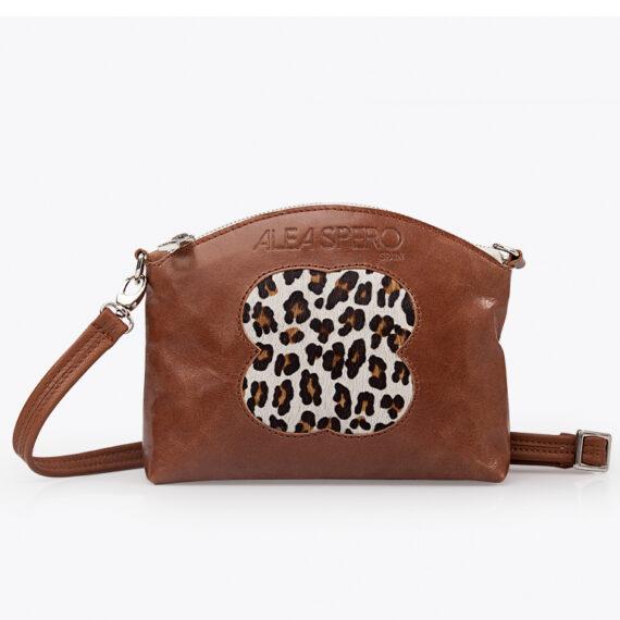 bolso alena leopardo piel cuero