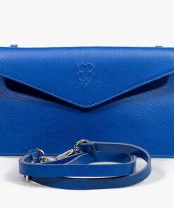 cartera aleaspero zulia saphir azul