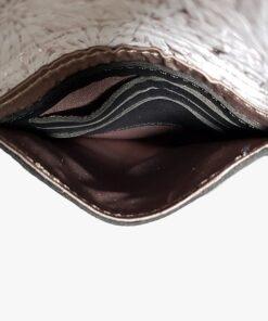 cartera yaren verticale piel natural interior