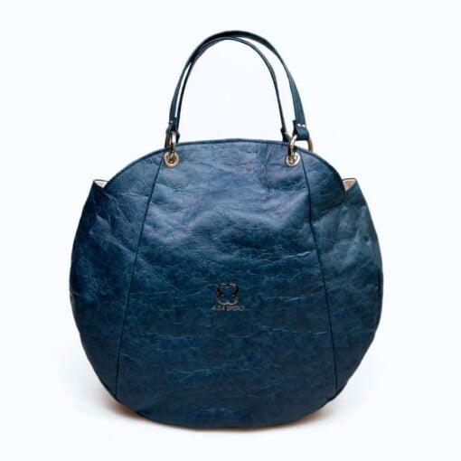 bolso asas ecologico azul